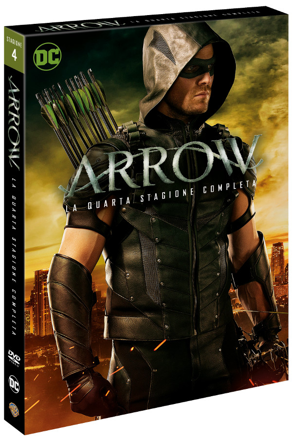 Arrow ingrana la quarta... e Flash lo segue!