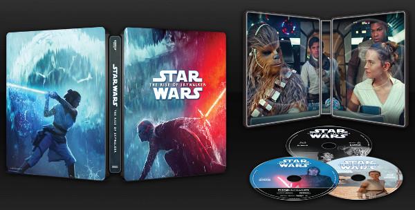 L'ascesa di Skywalker: rivelati i contenuti!