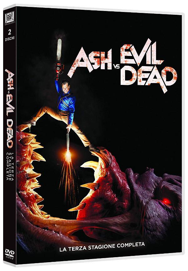 Ash vs Evil Dead: la stagione 3 a gennaio!