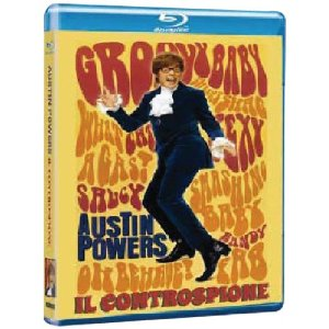 Il Blu-Ray di Austin Powers: yeah baby!