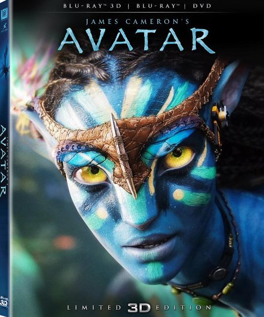Annunciato il Blu-Ray 3D di Avatar!