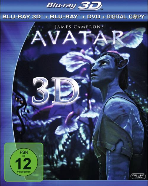 Avatar: dalla Germania segnali del Blu-Ray 3D!