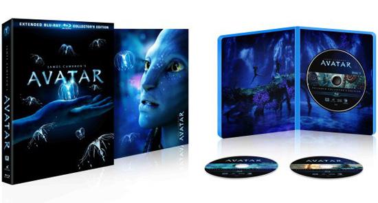 Avatar Collector's Edition: Io ti vedo!