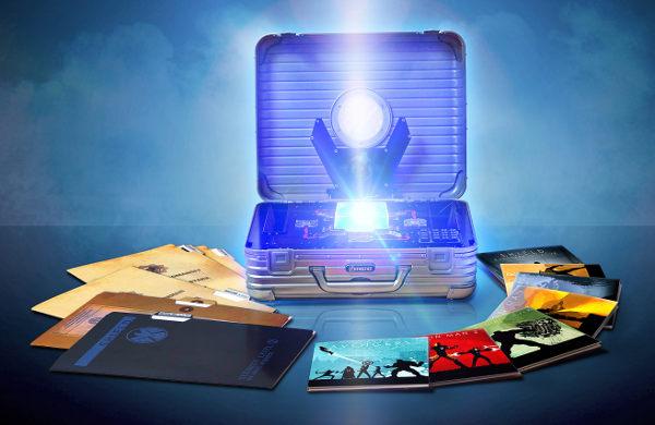 Il cofanetto di Avengers è...