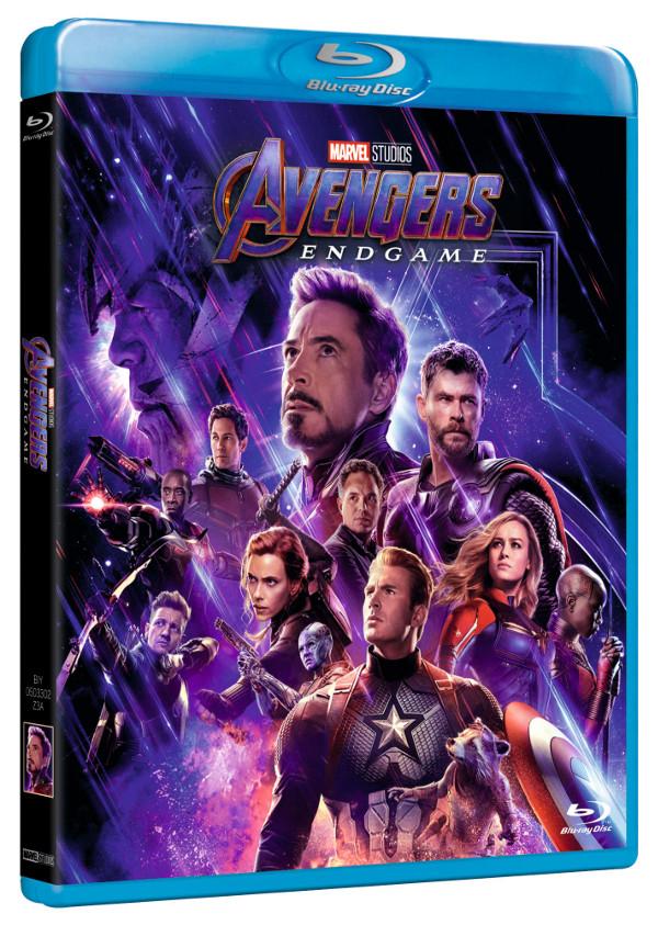 Avengers Endgame dal 4 Settembre!