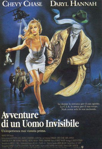 Torna l'Uomo Invisibile di John Carpenter!
