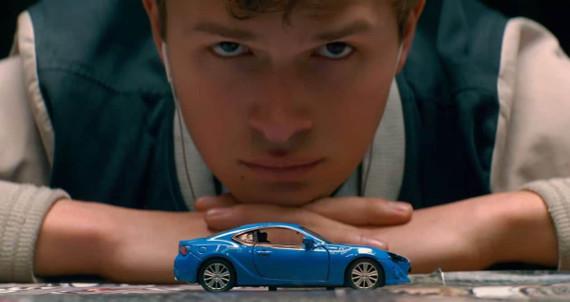 Baby Driver l'imprendibile!