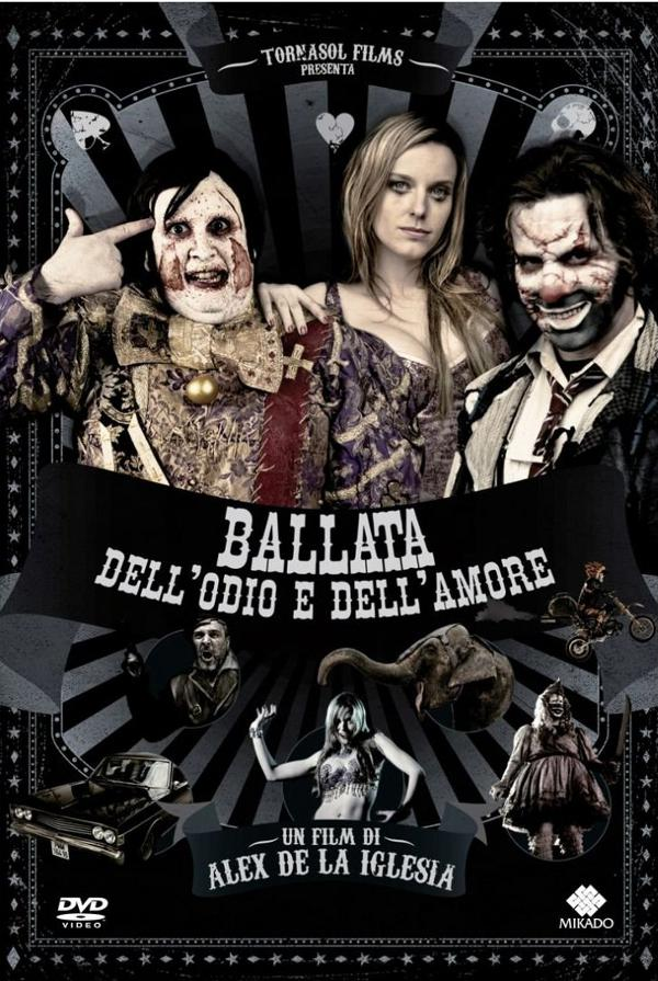 Ballata dell'odio e dell'amore in Blu-Ray Disc e DVD!