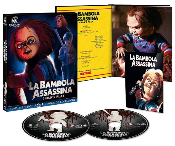 Packshot de La bambola assassina Classic!