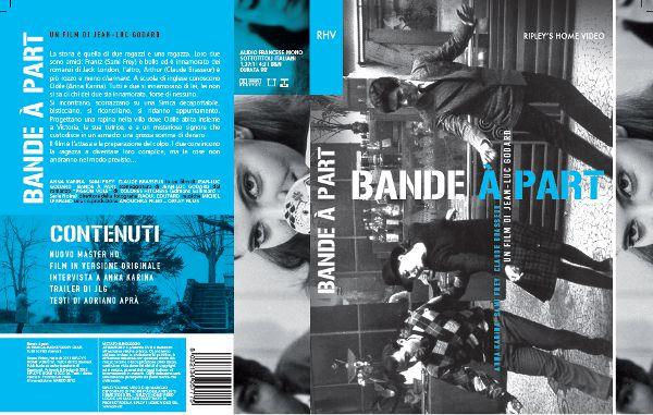 Bande à part: in DVD il Godard più amato dai grandi!