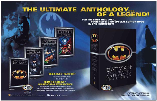 Guarda i nuovi Batman!