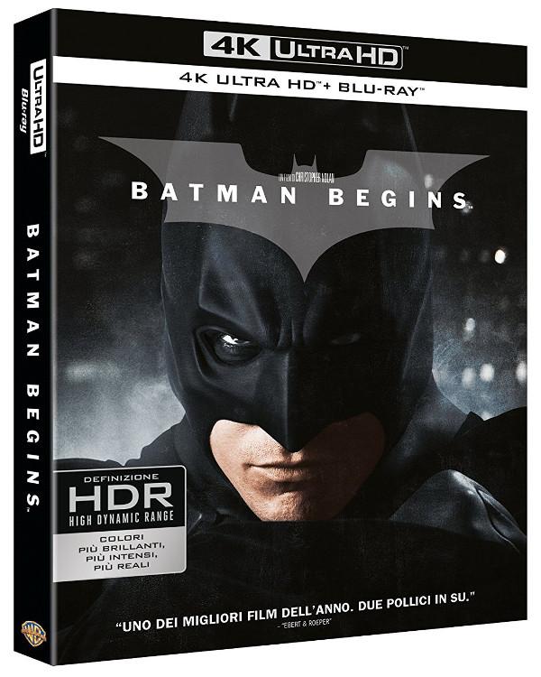 Trailer per Christopher Nolan in 4K!