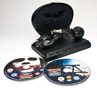 Ecco a voi... il Batpod!