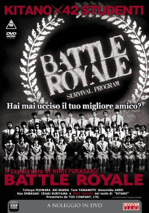 Hunger Games vs Battle Royale!