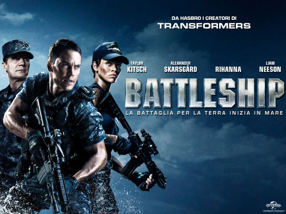 L'incredibile Blu-Ray di Battleship