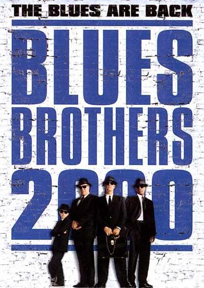 Domani è il giorno dei Blues Brothers!