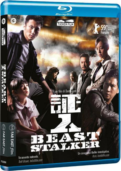 Beast Stalker è il Far East Film di marzo!