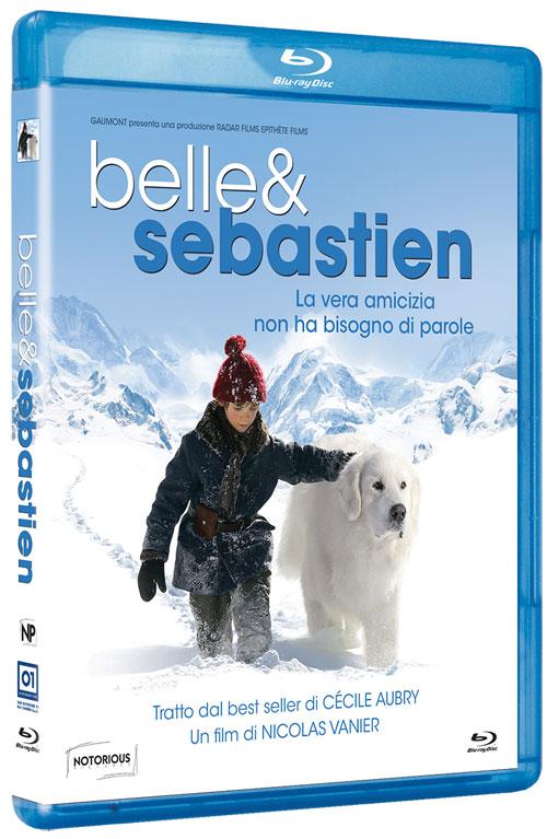 Belle e Sebastien in mezzo ai prati...