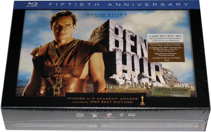 Ben-Hur: fotogallery monumentale...