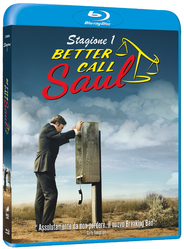 Better Call Saul da Universal!