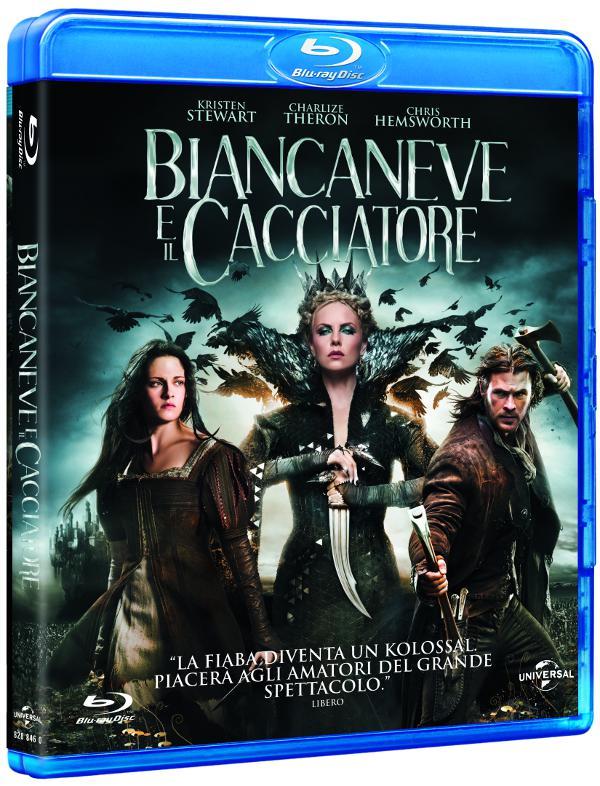 Biancaneve e il Cacciatore in versione estesa!
