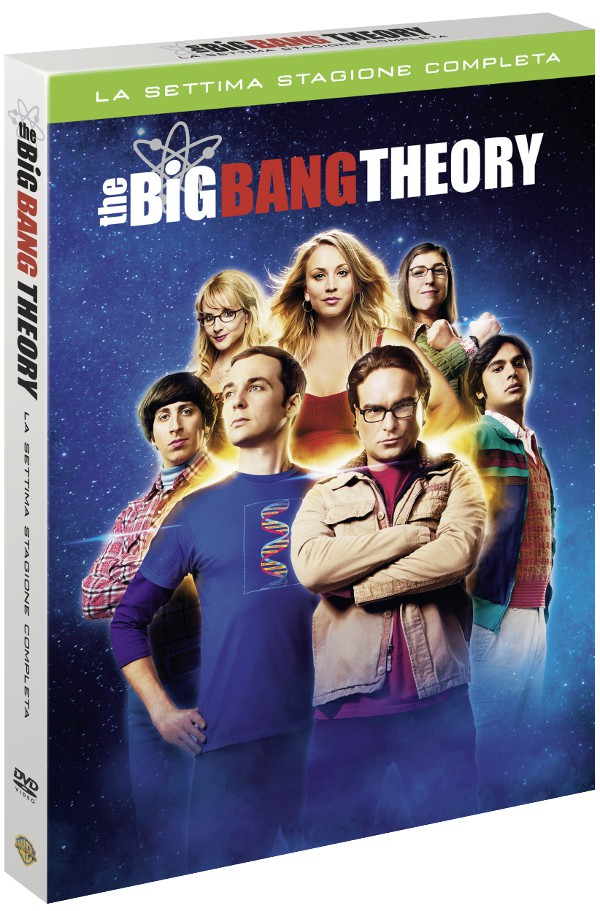 Big Bang Theory 7 a Dicembre!