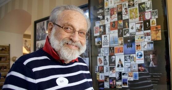 QUADRI DEL CINEMA – Ricordando Bill Gold!