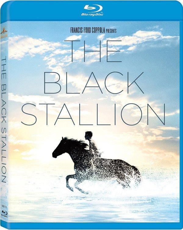 Il Blu-Ray di Black Stallion a marzo (in America)