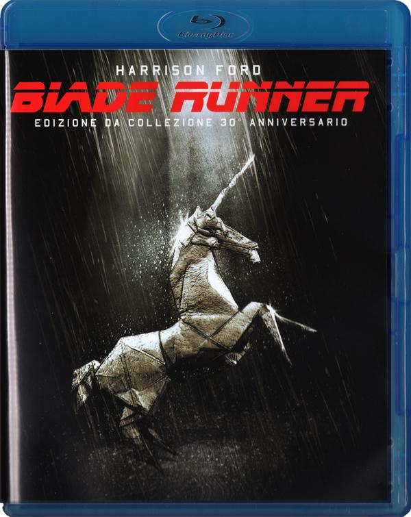 Blade Runner 30° anniversario: i Blu-Ray!