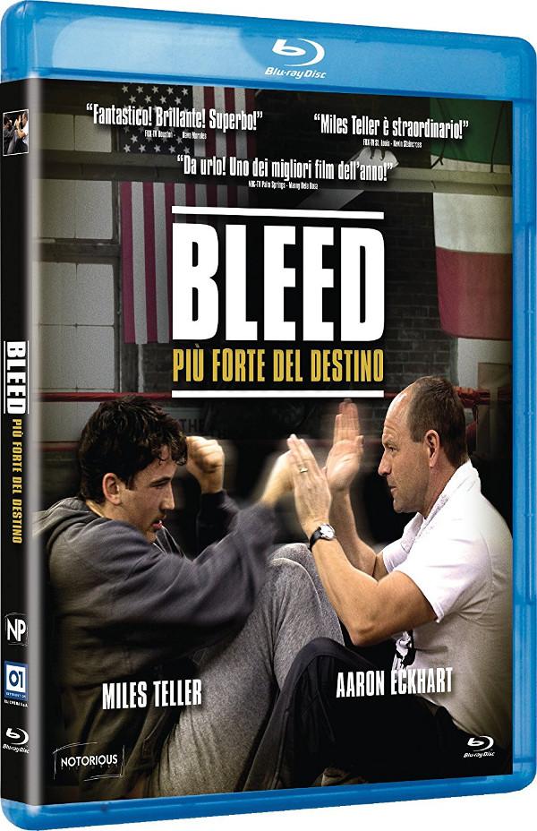 Bleed: boxe, passione e sacrificio!