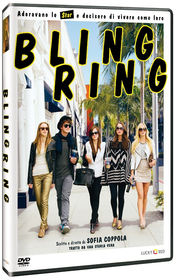 Bling Ring: persi fra i vip!