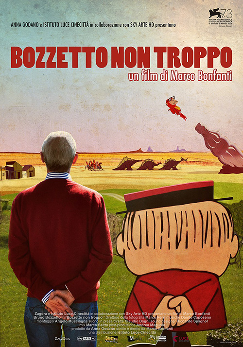 Al cinema Bozzetto non troppo!