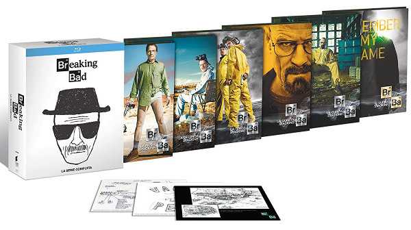 Nuovo cofanetto per Breaking Bad!