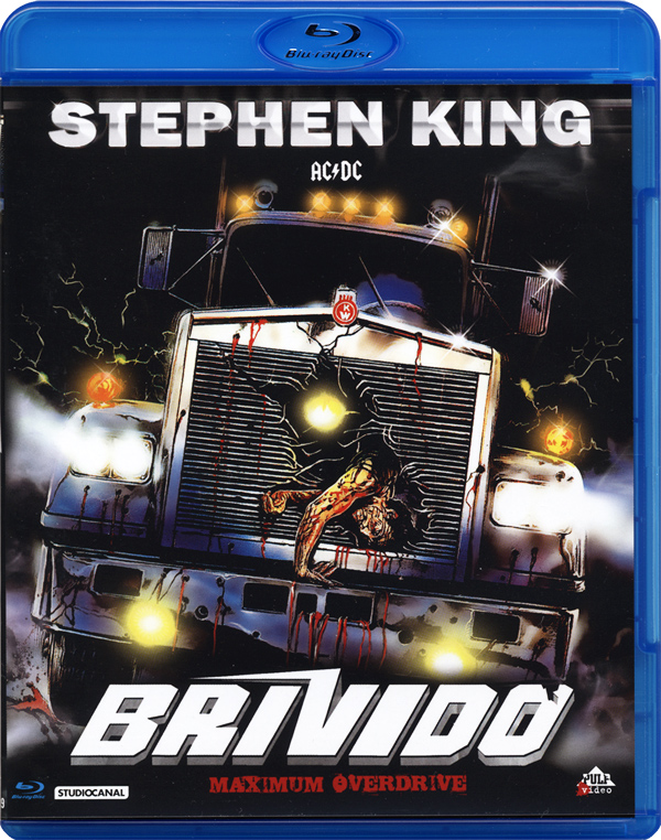 Il Blu-Ray Pulp video di Brivido...