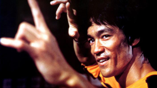 Bruce Lee in Blu-Ray da Eagle!
