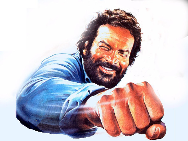 Addio a Bud Spencer!