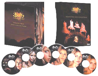 Cofanetti DVD: con Buffy si ritorna all'amaray!