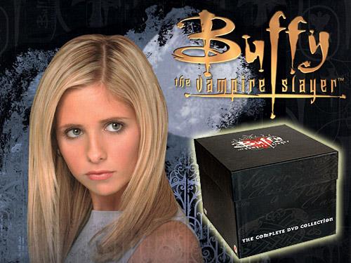 Buffy Monsterbox: l'opera omnia in DVD