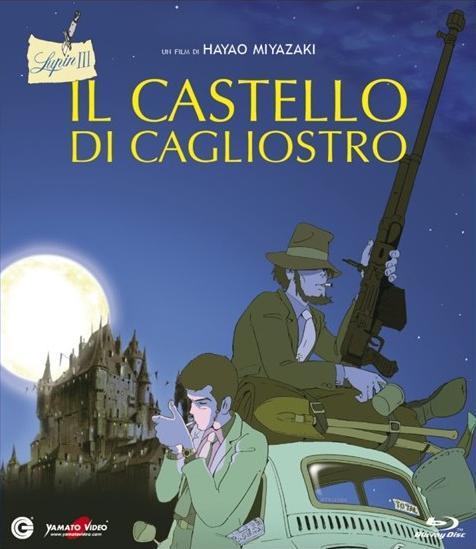 Il Castello di Cagliostro in Blu-Ray Disc!