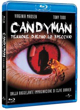 Candyman: il terrore dentro il Blu-Ray!