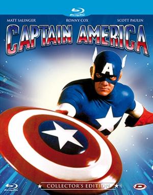 Capitan America scongelato!