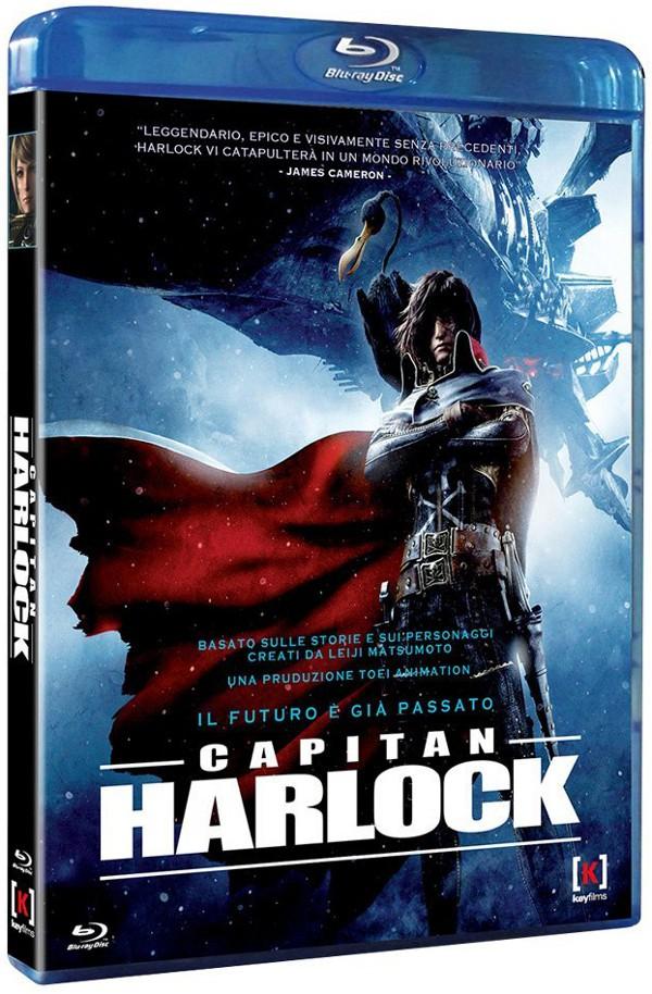 Un pirata tutto nero che per casa ha... il Blu-Ray!