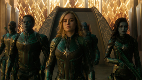 Captain Marvel: l'ultimo Vendicatore!