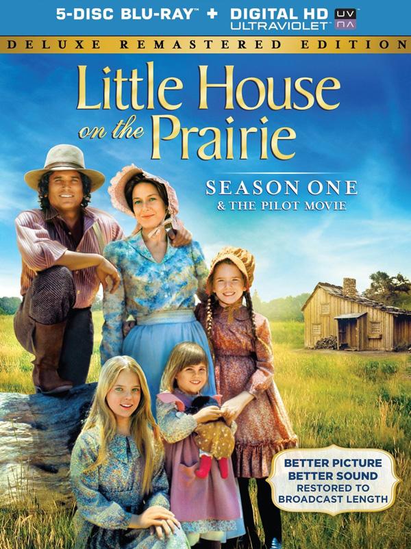 La casa nella prateria restaurato e in Blu-Ray!!
