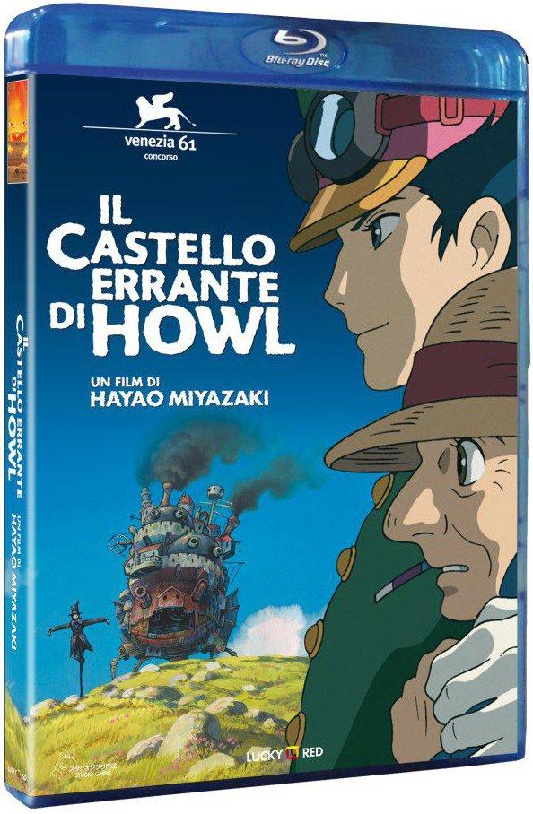 L'altro Castello di Miyazaki... quello di Howl!