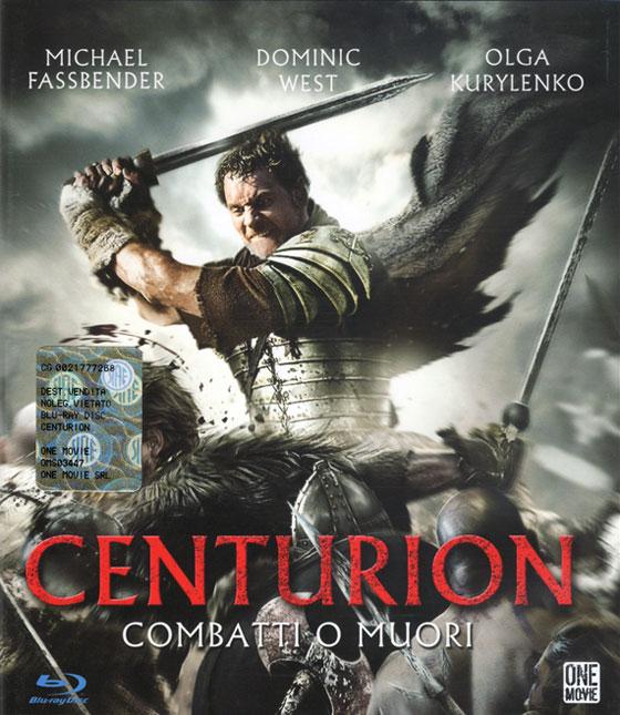 Il Blu-Ray di Centurion è... quasi perfetto!