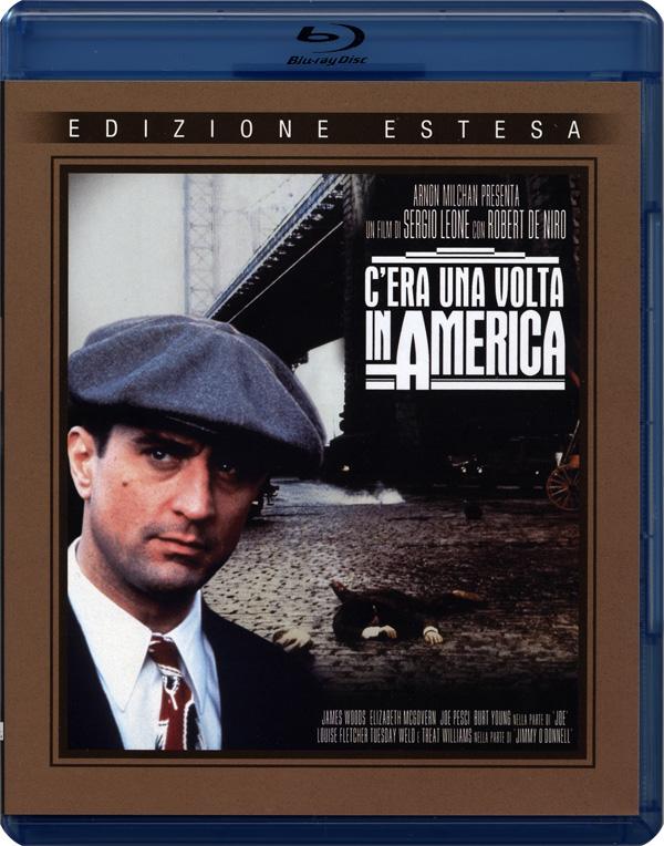 Il nuovo Blu-Ray di C'era una volta in America!