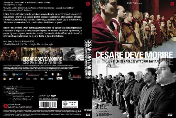 Cesare deve morire in DVD per CG!