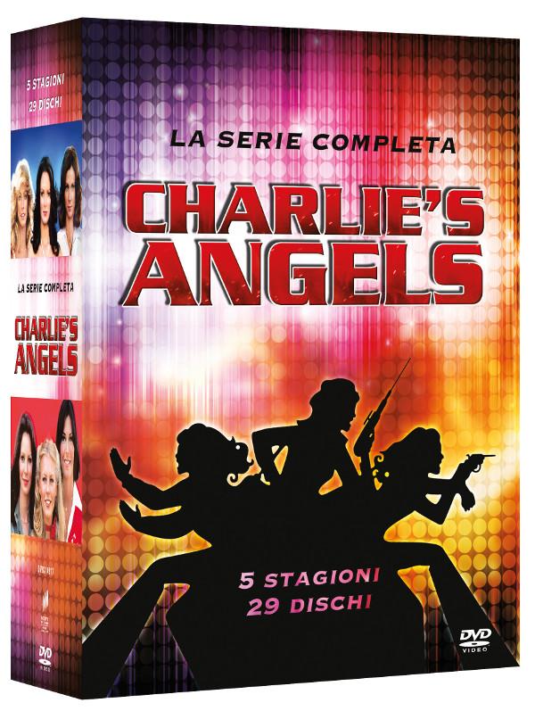 Star Trek, Charlie's Angels e Hellboy 4K!