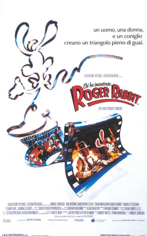Roger Rabbit finalmente in Blu!
